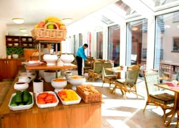 Best Western Kom Hotel Breakfast