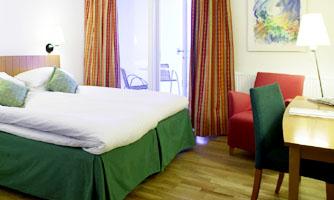 Connect Hotel Arlanda Bedroom