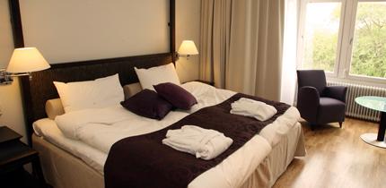 Elite Hotel Arcadia bedroom