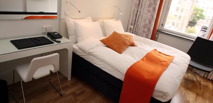 Elite Hotel Arcadia twin room