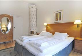 Gustav Vasa Hotel room