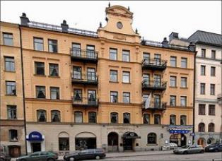 Gustav Vasa Hotel exterior