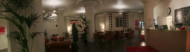 Hotell Norrtull lobby