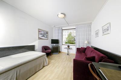 Hotel Oden Bedroom