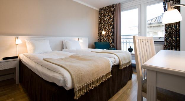 Hotel Tegnerlunden Bedroom